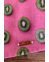 Chemise homme imprimés kiwi | ABH Collection JÁVEA