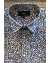 Camisa de hombre estampado multicolor | ABH Collection JÁVEA
