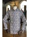 Light cashmere print men's shirt | ABH Collection JÁVEA