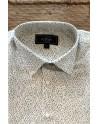 Green dot print men's shirt | ABH Collection JÁVEA