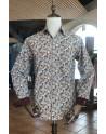 Camisa de hombre estampado camuflaje elegante | ABH Collection JÁVEA