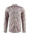 Camisa de hombre con estampado de tablas de surf | ABH Collection JÁVEA