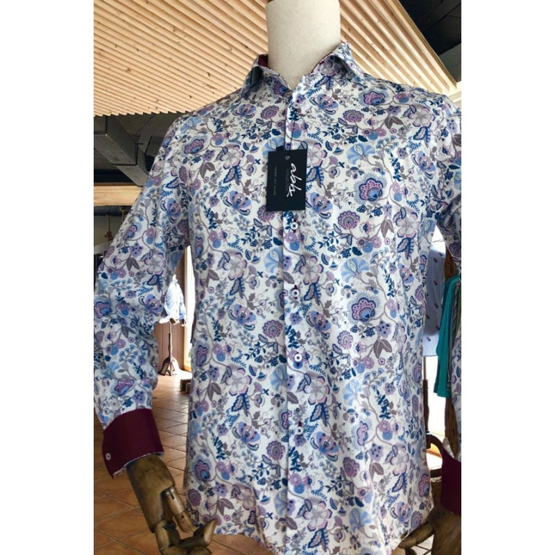 Chemise homme LIBERTY Of LONDON Mabelle | ABH Collection JÁVEA
