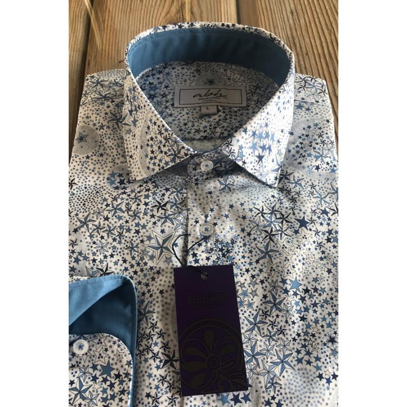 Camisa de hombre LIBERTY Of LONDON Adelajda | ABH Collection JÁVEA