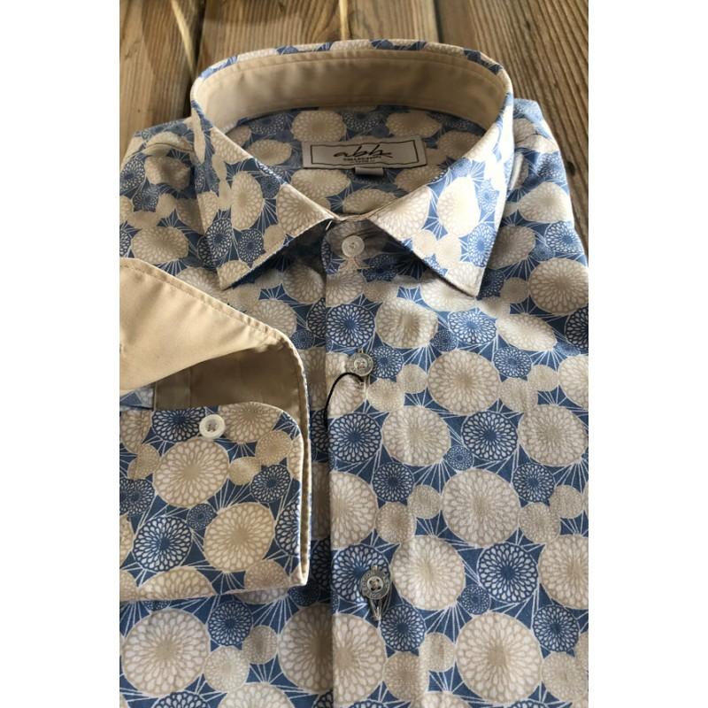 Camisa de hombre estampado Tantra | ABH Collection JÁVEA