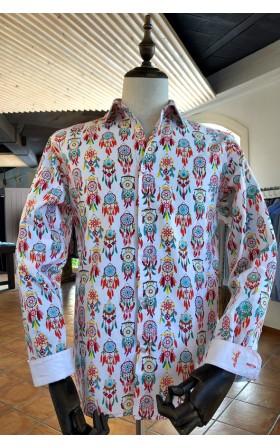 ABH Collection JÁVEA Camisa de hombre atrapa sueños