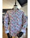 Camisa de hombre estampado atrapasueños | ABH Collection JÁVEA