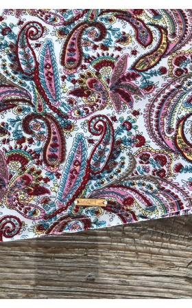 ABH Collection JÁVEA Pink cashmere men's shirt