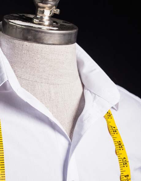 Chemise homme sur mesure